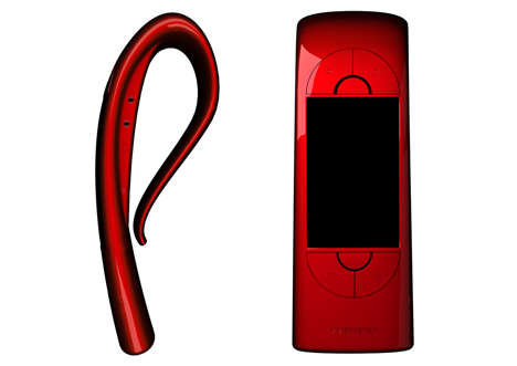 Tam Special Edition MP3 Player for Vivienne Tam by Kit Men