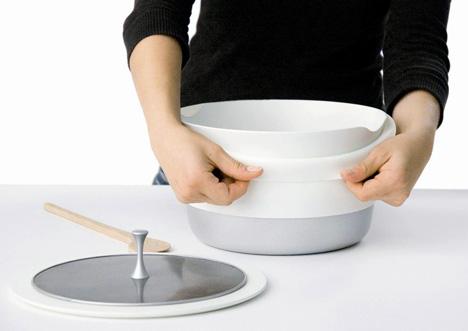 EINTOPF Pan by Barbara Ott