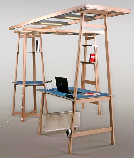 L.O.F.T  Workstation by Maciek Wojcicki