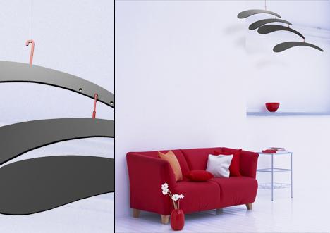 Mobile Hanger by Mac Funamizu