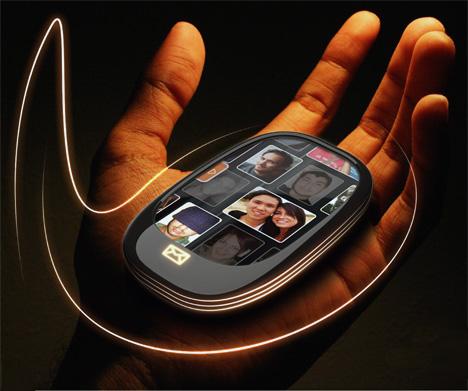 Gaia Concept Phone by Ahmad Bittar