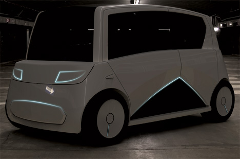 IKEA Concept Vehicle by Robert Larsson