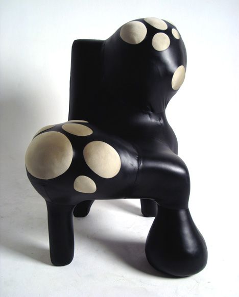 Selfportrait Chair by Ka-Lai Chan