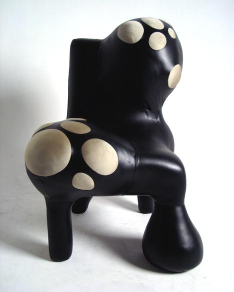 Selfportrait Chair by Ka-Lai Chan