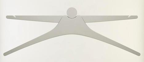 Aufhanger – Clothes Hanger Re-Design by Milica Balubdzic
