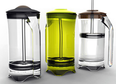 Glassy French Press