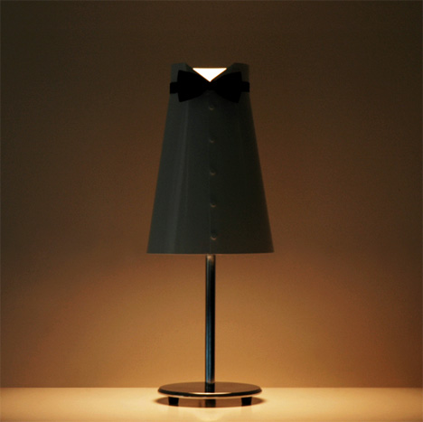 Gentleman Lamp by Ramei Keum