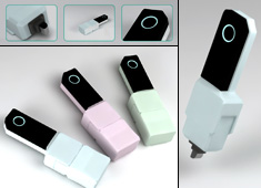 Single Pen Dispenses All Colors