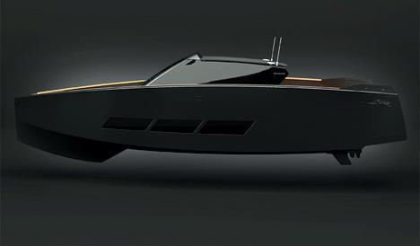 Alfra Vico Luxury Motor Yacht Marino 52 by Barrett Prelogar and Franco Marino Cagnina