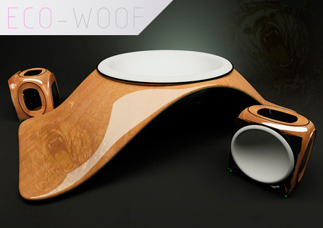 Eco Woof by Andrew Mboyi of Le Flair Creative