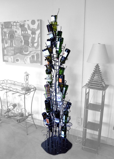 Wine Tree Collection by Kendall LeCompte