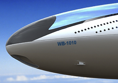 WB-1010 Future Plane by Reindy Allendra