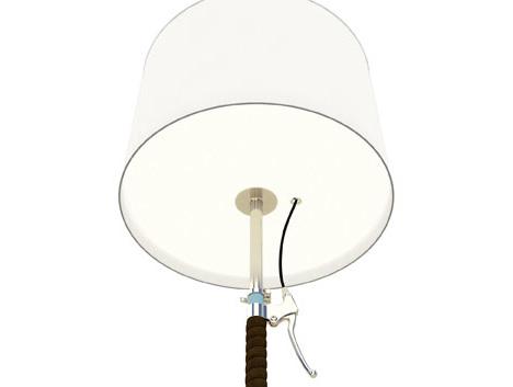 Rem the lamp by Christian Vivanco