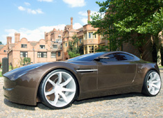 Eco Friendly Aston Martin Volare Concept