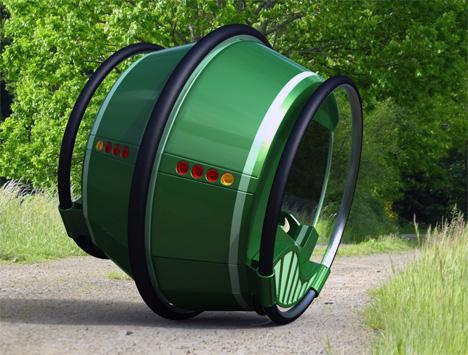 eRinGo Concept Car by Mohammad Ghezel