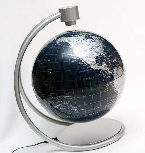 Levitating Globe by Cram