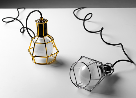 The Work Lamp by Form Us With Love