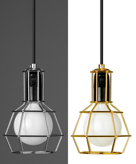 Rugged Lamps Now Refined | Yanko Design