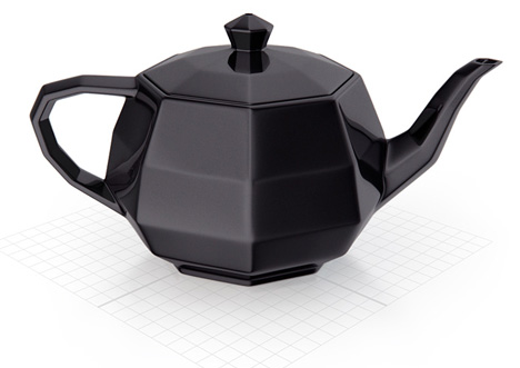 Martinus Teapot by Art Lebedev Studio