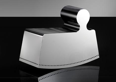 Dondola furniture series by Defne Koz for Megaron