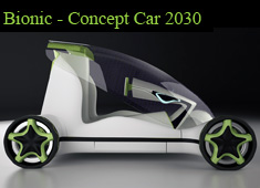 Your Car In 2030