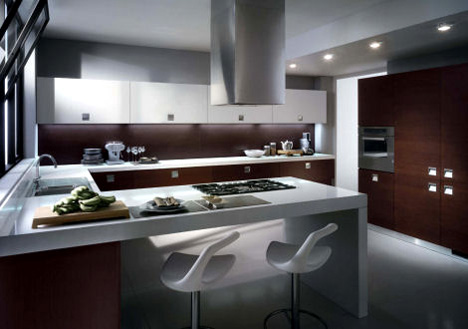 Ten fantastic kitchen concepts yanko design for Kitchen design concepts