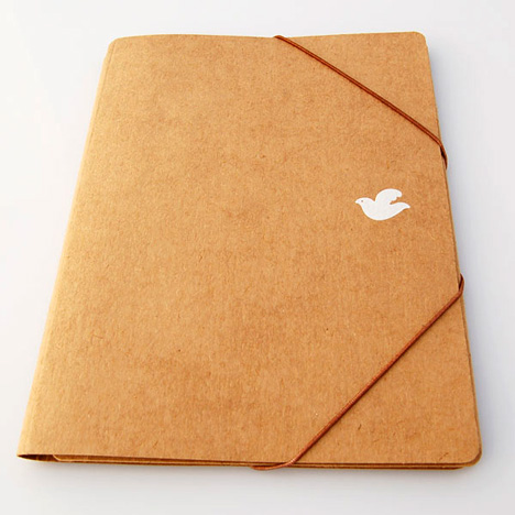 Notefolio - Notebook Portfolio by Poketo