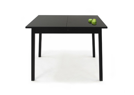 Stella expandable and transformable table by Cecilia Olsson