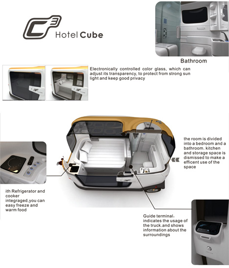 c3 hotel cube. Black Bedroom Furniture Sets. Home Design Ideas