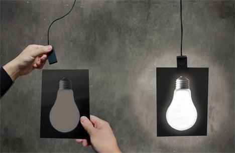 Pinch EL (Electroluminescence) Light by Shinyoung Ma