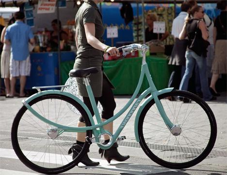 Cannondale Dutchess Cycle by Wytze van Mansum