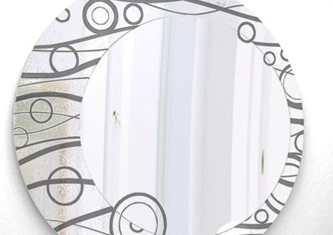 Newlife Style mirrors for Mirror Fabbrica by NEXEF Design
