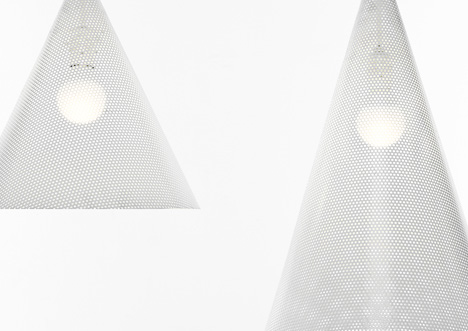 Nest Lamps by Mist-O Design