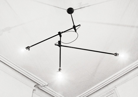 Workstead Industrial Chandelier by Workstead Design