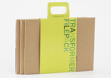 Transformer Filepack by 25togo