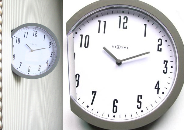 Insert Clock by Leo Yiu Chun Pong