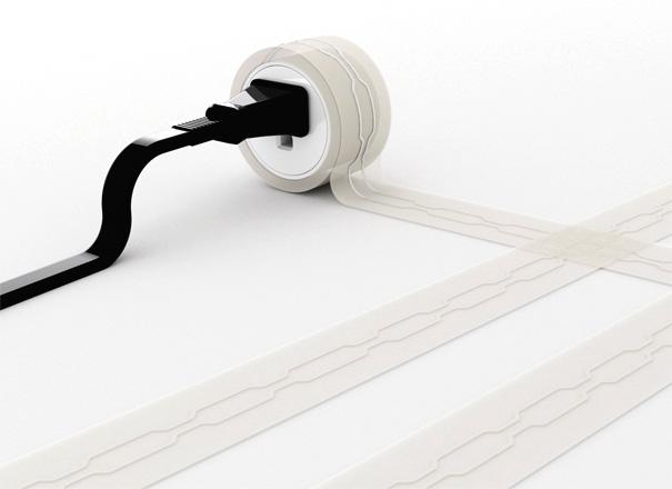 No More Trippin Wires Yanko Design