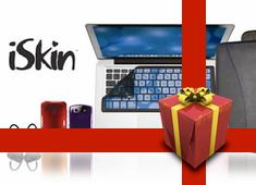 Yanko Claus: Win an iSkin Package!