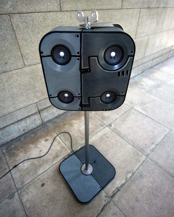 Acoustic-Robot2