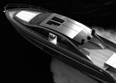 84 Feet of Open Motor Yacht