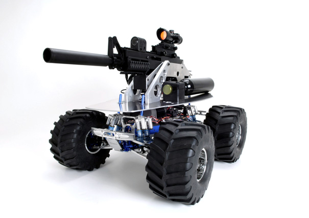 Robotic Weapon by Rogers Design Group