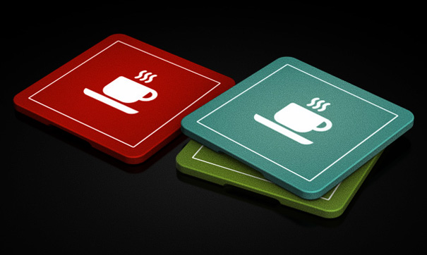 Traffitray – I'm Not A Traffic Sign Tray by Antrepo Design Industry