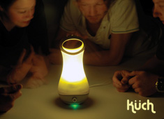 Squeezable and Rechargeable Lantern