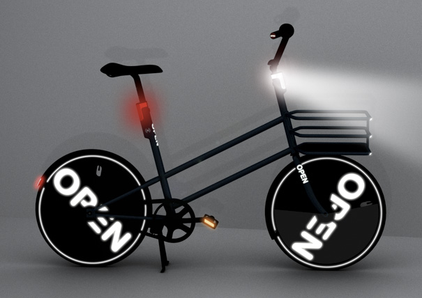 OPENbike system by LOTS Design