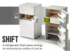A Shift In Refrigeration