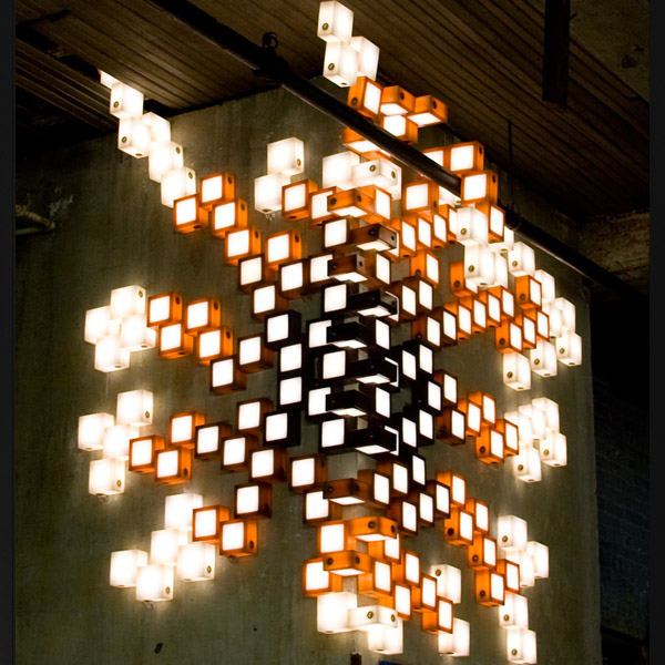 TwistTogether Lamp
