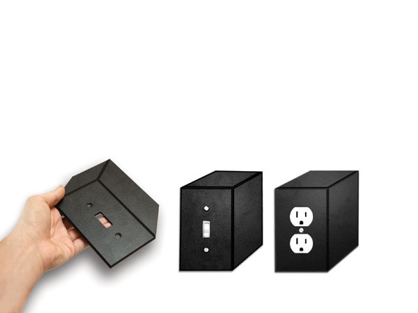 Cubic Switchplate