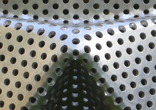 TLF03ALU aluminum chair by Tobias Labarque