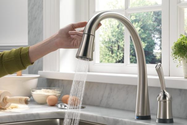 Yanko Claus: Win a Delta Pilar Touch Faucet! | Yanko Design