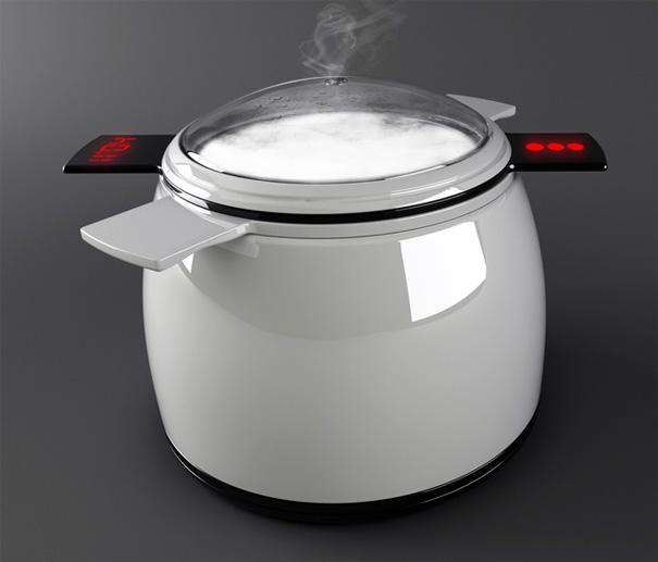 Vap Food Steamer by Arthur Senant
